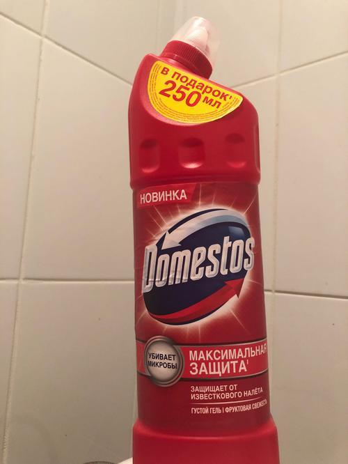 фото Чистящее средство domestos универсальное 1000мл фруктовая свежесть