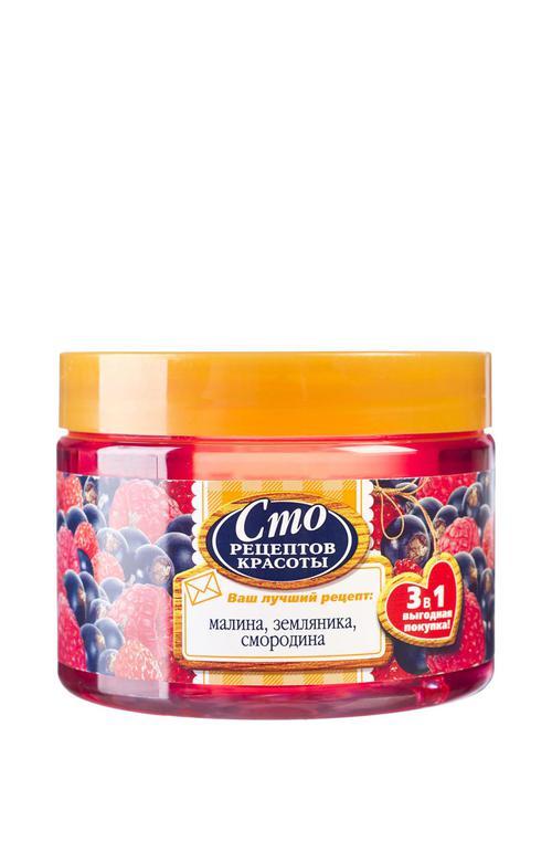 """описание Густое мыло """"ягодное""""сто рецептов красоты"""