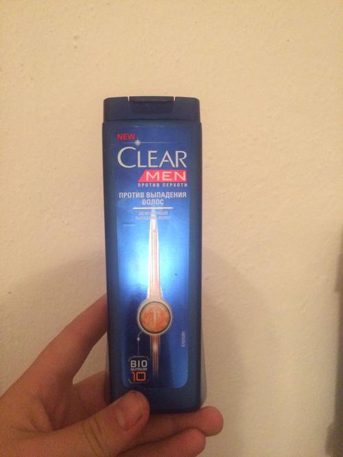 """стоимость Шампунь для ослабленных волос и кожи головы """"CLEAR VITA ABE MEN"""" Против перхоти, 200мл"""