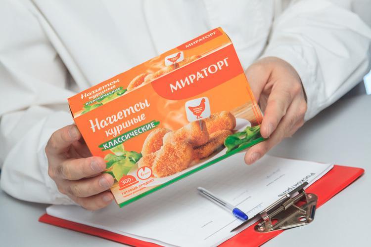 """Наггетсы """"Мираторг"""" куриные"""