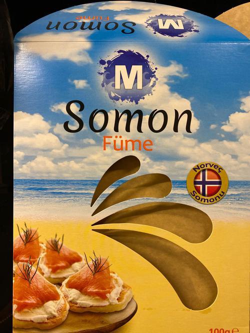 Somon семга