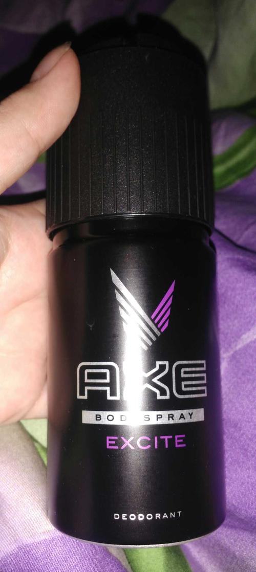 фото18 Дезодорант Axe Excite, аэрозоль, 150мл