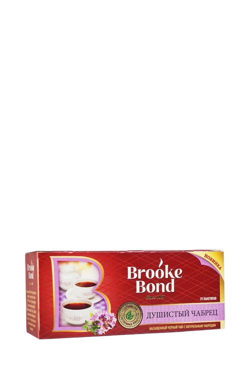 описание Чай Brooke Bond душистый чабрец