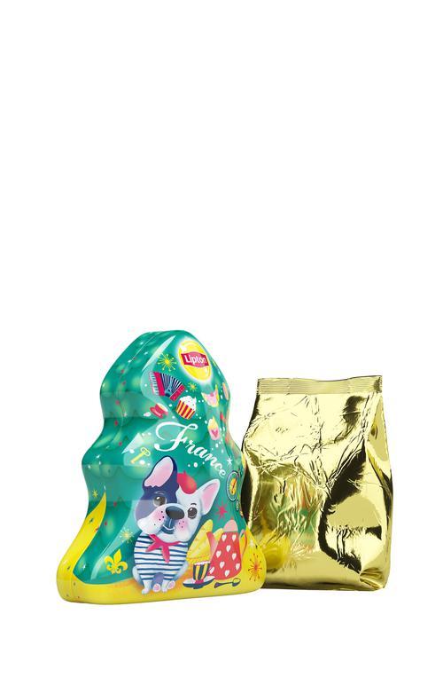 """фото10 Набор lipton """"новогодняя ёлочка"""" с листовым чаем"""