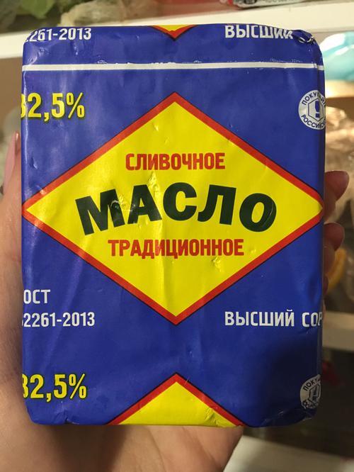 """отзыв Сливочное масло """"Молзавод Асекеевский"""" 82,5%"""
