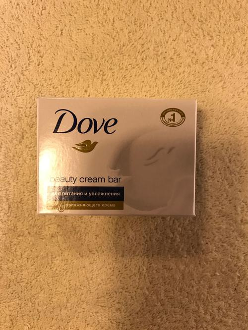 фото5 Мыло Dove Beauty Cream, 100 гр