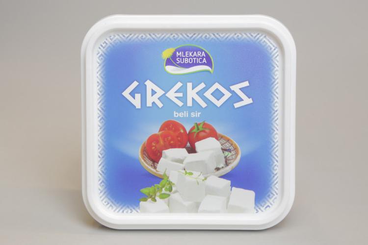 Сыр Grekos рассольный 45%
