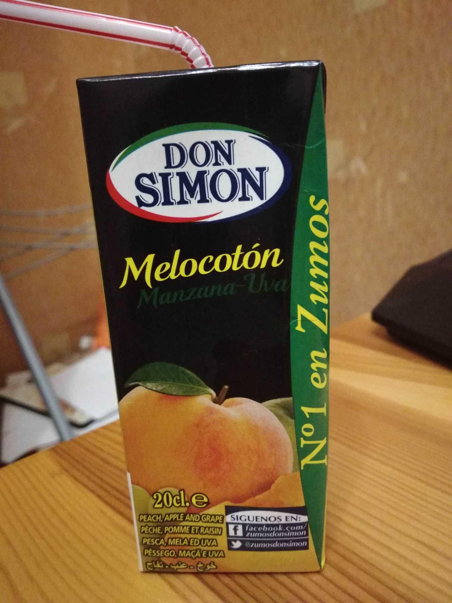 Zumo Melocoton P-6x20C