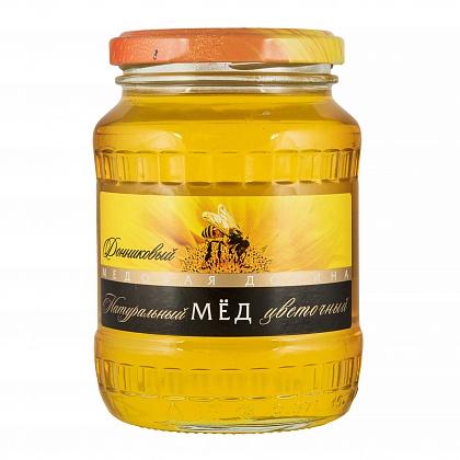 Мёд натуральный цветочный донниковый
