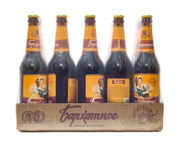 описание Пиво темное Бархатное фирменное