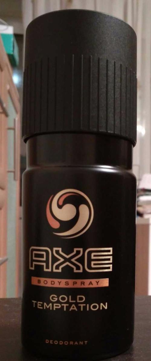 фото4 Дезодорант Axe аэрозоль голд темптейшн 150мл 150мл