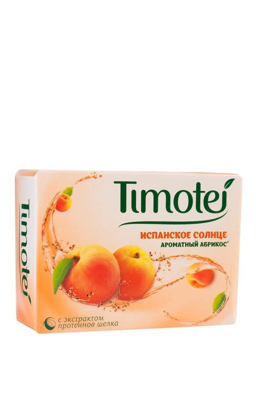 """отзыв Мыло """"timotei"""" испанское солнце ароматный абрикос."""