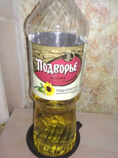 фото1 Масло подсолнечное рафинированное дезодорированное вымороженное