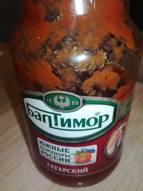 """Балтимор кетчуп """"Татарский"""" 530 гр"""