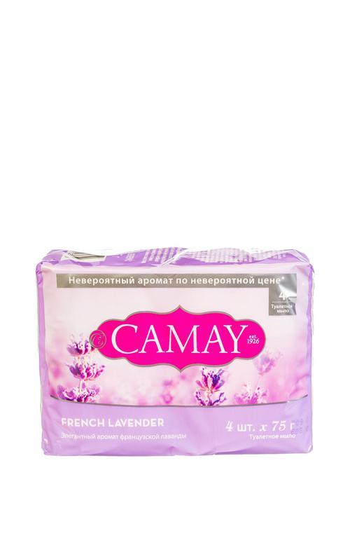 отзыв Camay твердое мыло аромат французской лаванды 85 гр