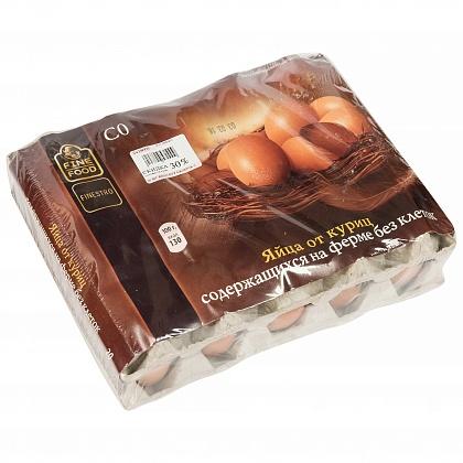 Яйца куриные пищевые столовые «Счастливая курица»
