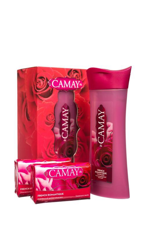 описание Подарочный набор Camay (Романтик)