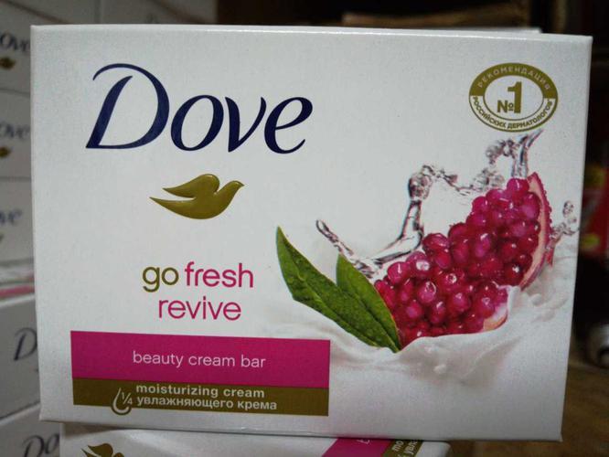 Крем–мыло «Dove» с гранатом