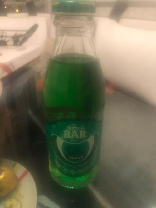 фото1 Напиток безалкогольный сильногазированный «Тархун»