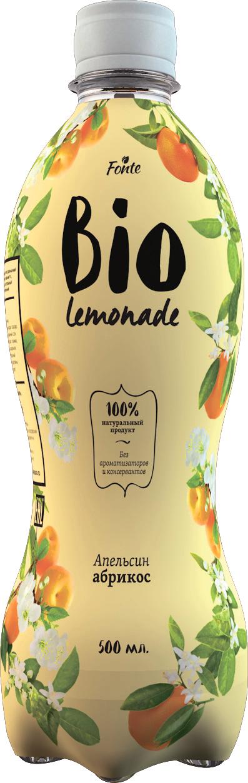 """отзыв напиток безалкогольный сильногазированный """"био-лимонад forte апельсин-абрикос"""""""