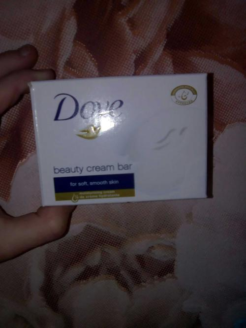 фото3 Мыло Dove Beauty Cream, 100 гр