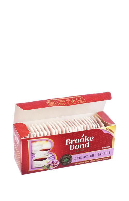 отзыв Чай Brooke Bond душистый чабрец