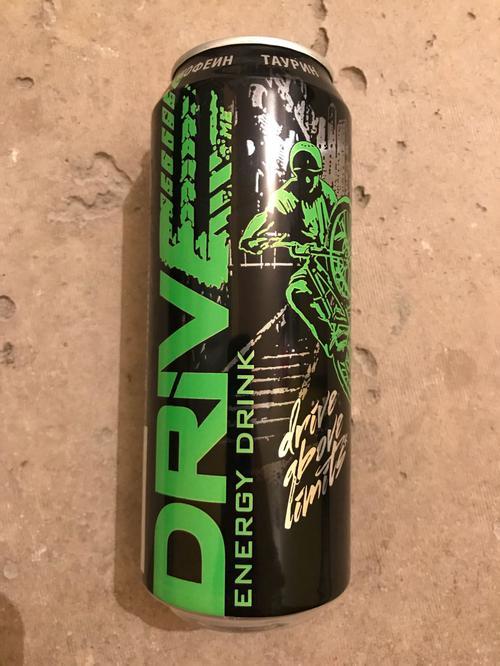 """цена Напиток безалкогольный энергетический тонизирующий газированный """"драйв ми ориджинал"""""""