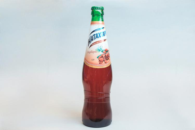 "Газированный напиток ""Натахтари"", ""Барбарис"""