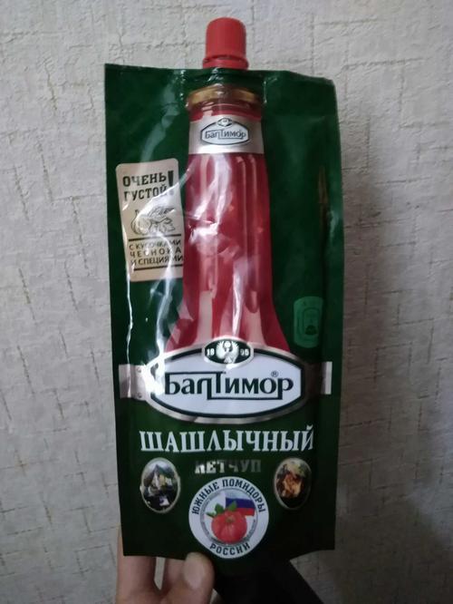 фото1 Балтимор шашлычный кетчуп