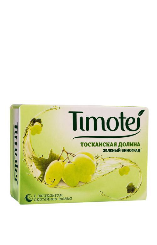 """отзыв Мыло """"timotei """" тосканская долина зеленый виноград."""