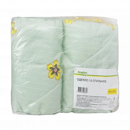 Одеяло стеганое с синтетическим наполнителем