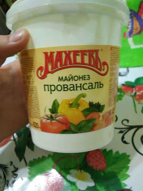 фото1 Майонез Провансаль Premium Махеевъ