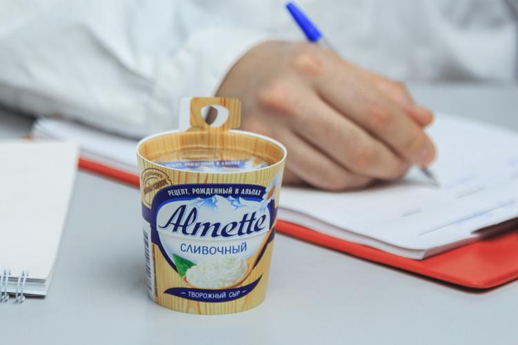 отзыв Творожный сыр Almette