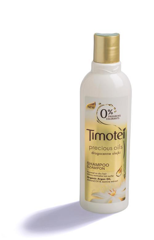 Timotei - 0% Parabens - Шампунь для волос с ценными маслами