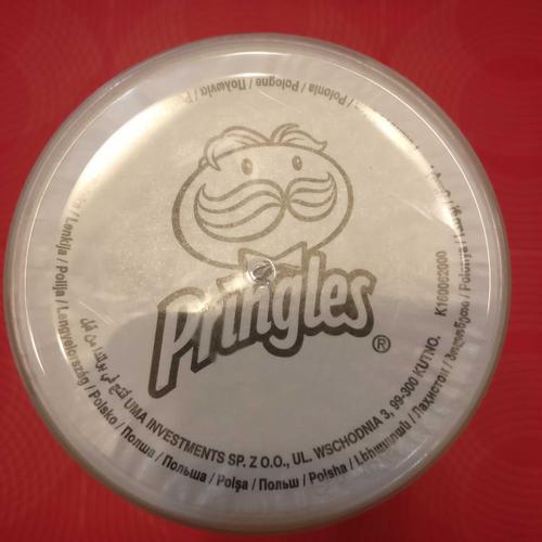 фото11 Чипсы Pringles со вкусом сметаны и лука, 165гр.