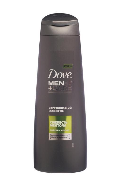 Шампунь Dove Men Care Укрепляющий Свежесть ментола (250 мл)
