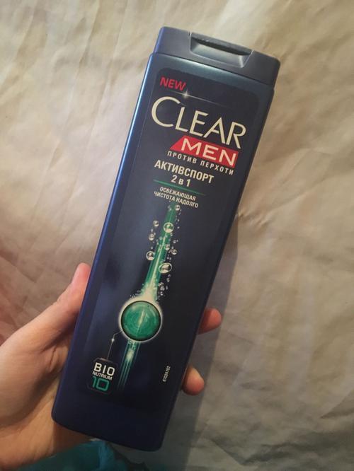 стоимость Шампунь против перхоти для нормальных волос и кожи головы Clear Vita ABE Men Активспорт  2в1, Освежающая чистота на долго, формула с витаминами и минералами, 400мл.