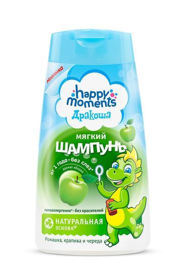описание Дракоша шампунь мягк. для детей с аром. яблока