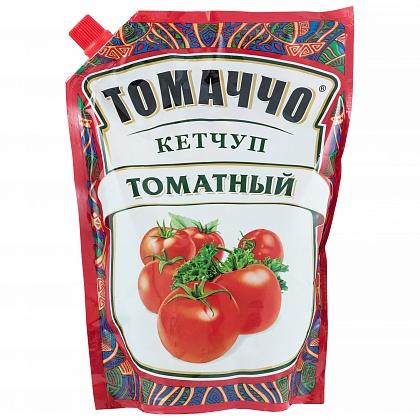 """Кетчуп """"Томатный"""" нестерилизованный (с консервантом). Вторая категория"""
