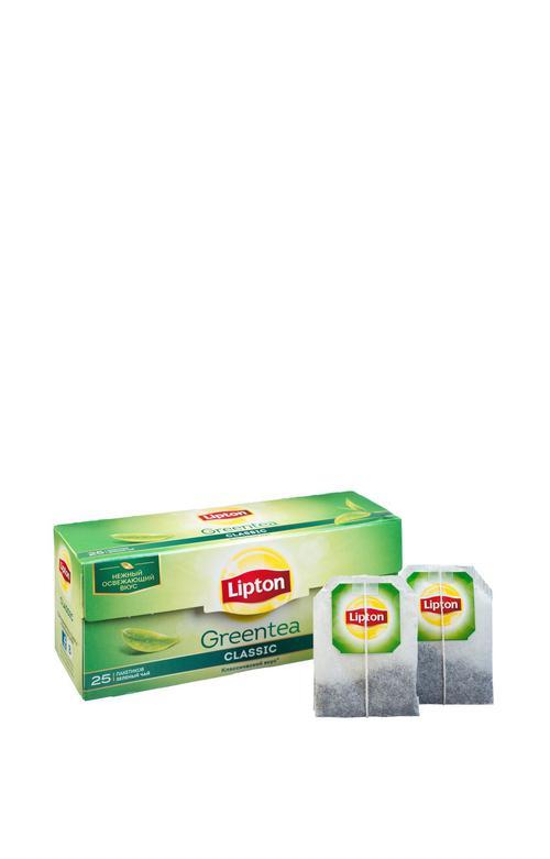описание Чай зел grn tea clas 24x25пx1.7г