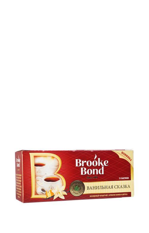 """Чай""""Brook Bond"""". Ванильная сказка"""