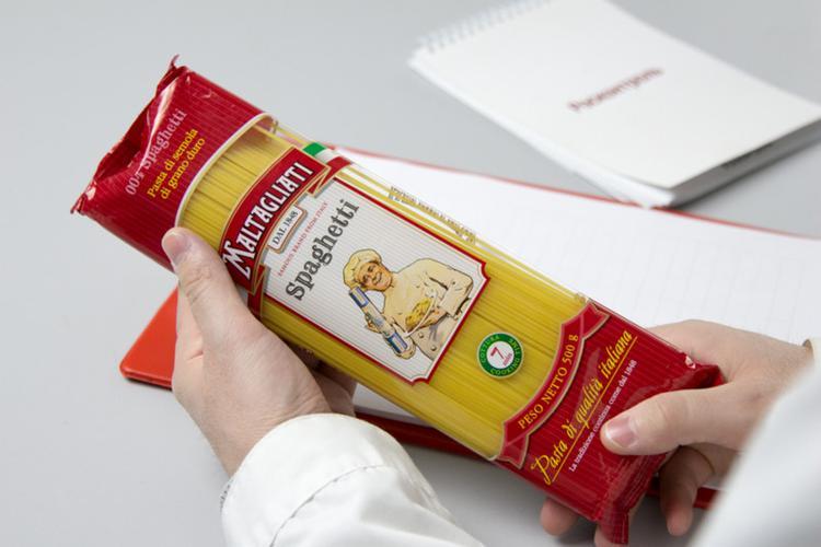 Макаронные изделия Maltagliati гр. А, спагетти