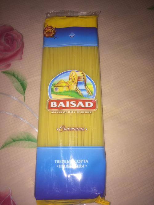 отзыв Спагетти «Baisad»