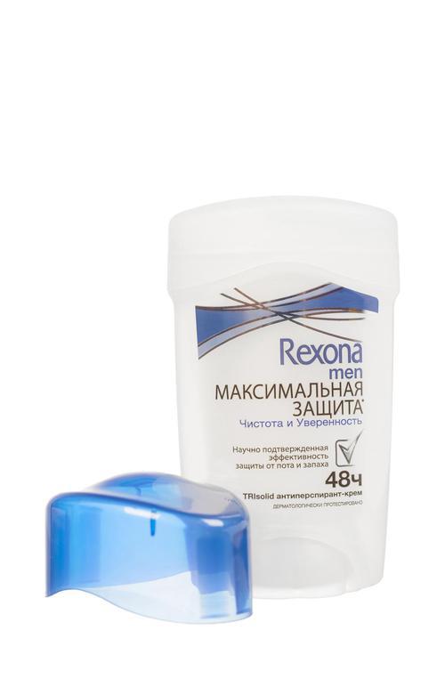 отзыв Дезодорант стик Rexona 150мл Максимальная защита Чистота и увереннсть