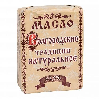 Масло сливочное традиционное. Массовая доля жира 82.5%. Высший сорт