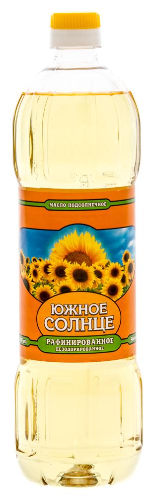 100% подсолнечное рафинированное дезодорированное вымороженное масло