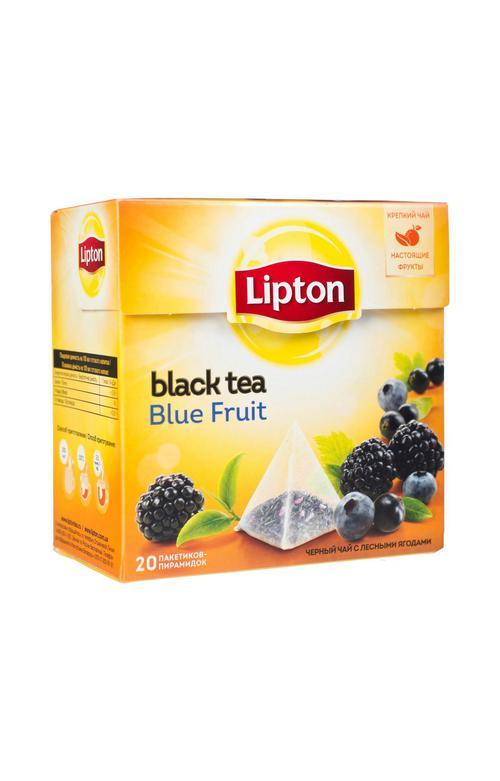 Чай Lipton Blue Fruit, 20пак.