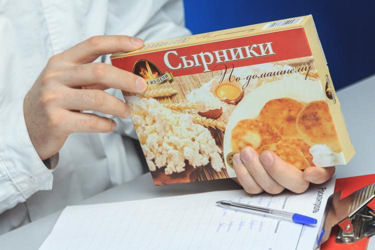 """Сырники """"Горячи из печи"""" замороженные"""