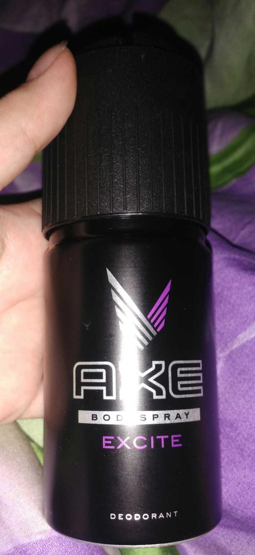 фото14 Дезодорант Axe Excite, аэрозоль, 150мл