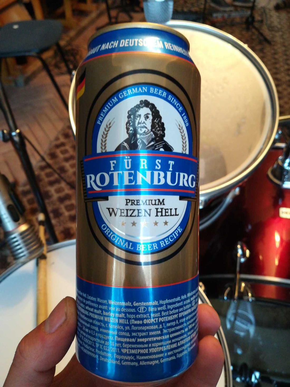 First Rotenburg premium